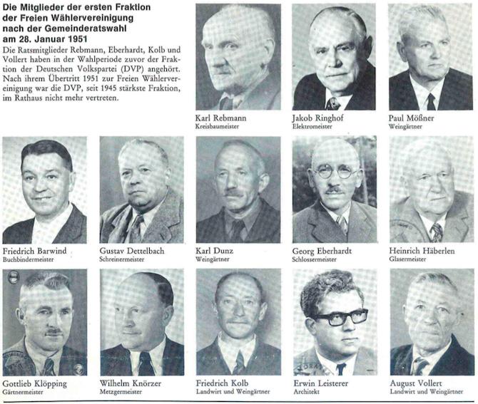 Zeitungsartikel: 30 Jahre FWV