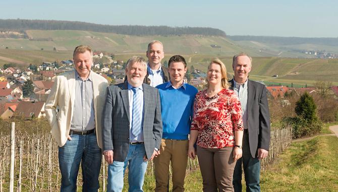 Kandidaten für den Ortschaftsrat Gellmersbach