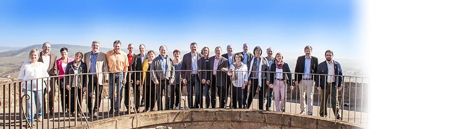Das sind wir - Ihre KandidatInnen für die Gemeinderatswahl 2014